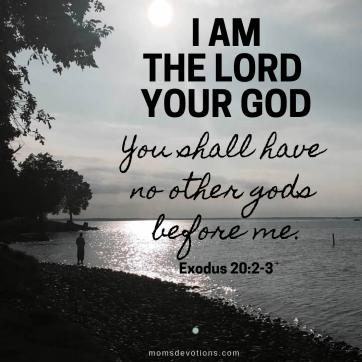 Exodus 20.2-3