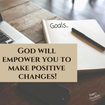 positive changes