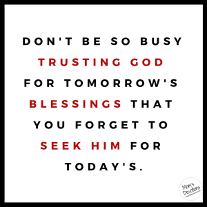 todays blessings
