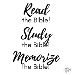 read study memorize