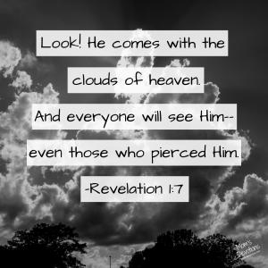 Revelation 1.7