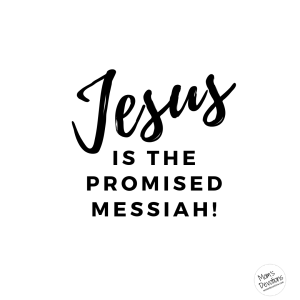 Jesus is messiah
