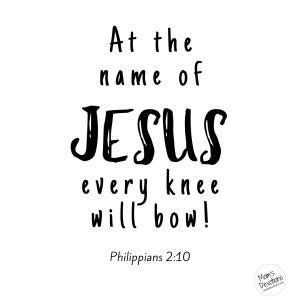 Philippians 2.10