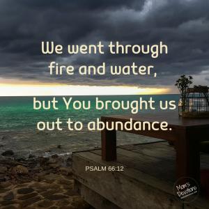 psalm 66.12