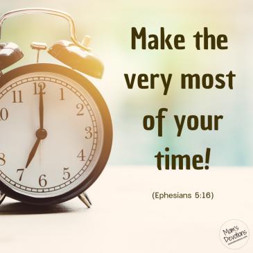 Ephesians 5.16