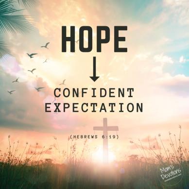 hope confident expectation