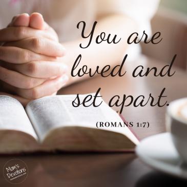 Romans 1.7